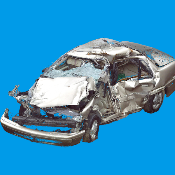3D Laser Scan 160101 Buick