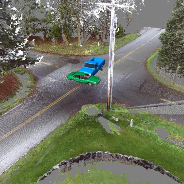 3D Laser Scan 160101 LARSEN