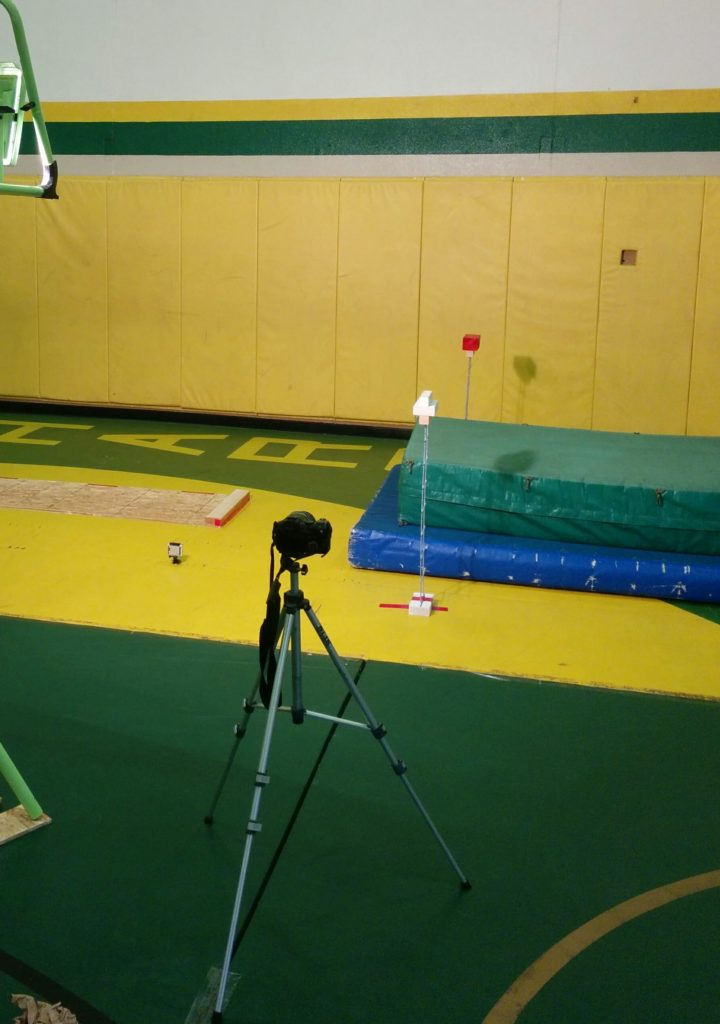 High speed video testing of trip